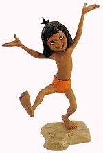 WDCC Disney Classics-The Jungle Book Mowgli Mancub