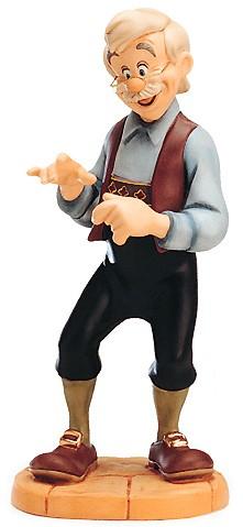 WDCC Disney Classics-Pinocchio Geppetto Goodbye Son