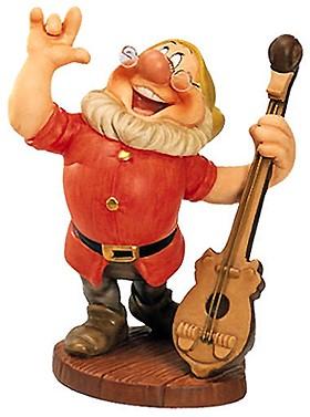 WDCC Disney Classics-Snow White Doc Cheerful Leader