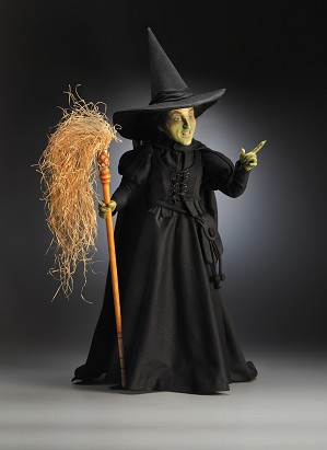 R. John Wright-Wicked Witch Of The West From The Wizard Of Oz