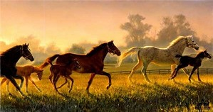Nancy Glazier-A Brand New Hope By Nancy Glazier Giclee On Canvas  Grande Edition