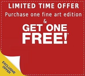 Buy One Get One Free Art Event
