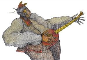 Charles Bibbs-Mystic Music Maker