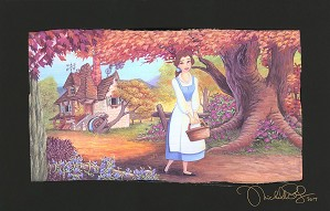 Michelle St Laurent-The Flowery Path - From Cinderella