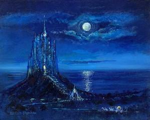 Harrison Ellenshaw-Cinderellas Moonlight Arrival