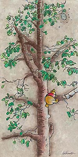 Dick Duerrstein-Hunny Tree - From Disney Winnie the Pooh