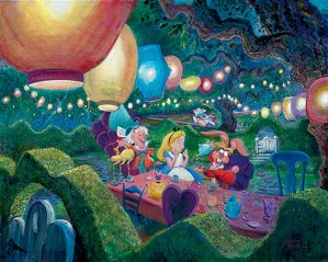 Harrison Ellenshaw-Mad Hatters Tea Party - From Disney Winnie the Pooh