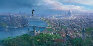 Peter Ellenshaw-Practically Perfect - From Disney Mary Poppins