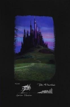 Peter / Harrison Ellenshaw-Sleeping Beauty Castle Deluxe