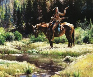 Martin Grelle-Dragonflies By Martin Grelle Giclee On Canvas  Signed & Numbered