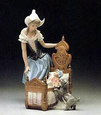 Lladro-Dutch Mother 1980-83