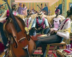 John Holyfield-Jazz Lounge