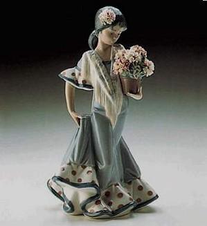 Lladro-Flor Maria