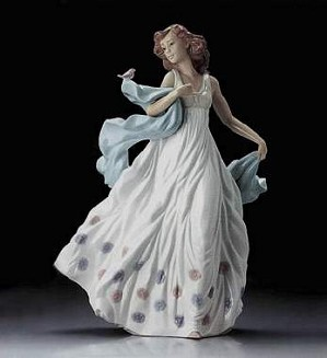 Lladro-Summer Serenade