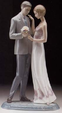 Lladro-Declaration Of Love