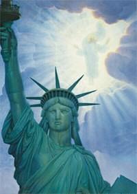 Thomas Blackshear-Liberty Poster Print
