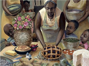 John Holyfield-Mamas Table
