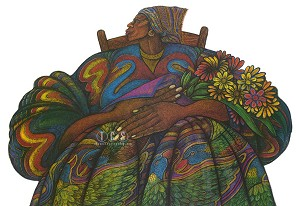 Charles Bibbs-Mother Love Giclee