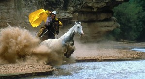 Norm Clasen-River Roper By Norm Clasen Giclee On Canvas  Grande Edition