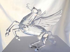 Swarovski Crystal-Pegasus