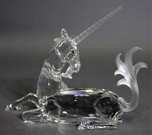 Swarovski Crystal-Swarovski Unicorn 1996 Fabulous Creatures