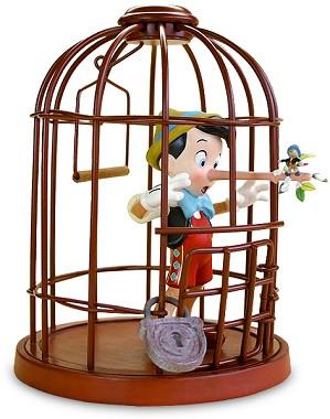 WDCC Disney Classics-Pinocchio I'll Never Lie Again