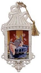WDCC Disney Classics-Dumbo Ornament Simply Adorable Ornament