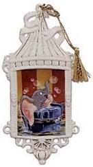 WDCC Disney Classics-Dumbo Ornament Simply Adorable Ornament