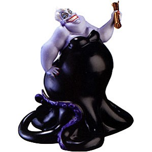WDCC Disney Classics-The Little Mermaid Ursula We Made A Deal (event Sculpture)