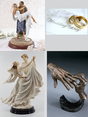 Lladro Black Legacy-Wedding Day