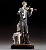 Lladro-Violin Sonata Le3000 1995-99