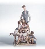 Lladro-Portrait Of A Family Le2500 1995-C