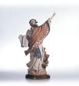 Lladro-Moses And The Ten Commandments Le1200 1996