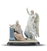 Lladro-The Annunciation Le1000 1999-2001