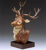 Lladro-King Of The Forest 1990-92