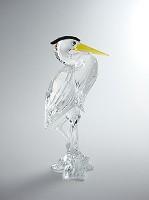 Swarovski-Swarvoski Crystal Silver Heron