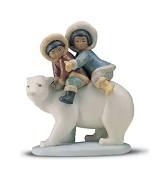 Lladro-Eskimo Riders 1994-2001