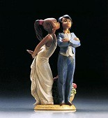 Lladro-Lets Make Up 1994-99