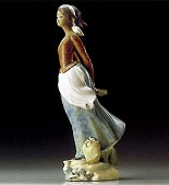 Lladro-Sea- Breeze 1995-99