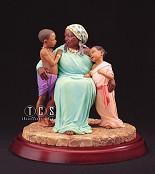 Ebony Visions-Grandmama First Issue