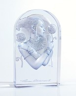 Ebony Visions-Visions Of Beauty - Frostwork 2004 Plaque