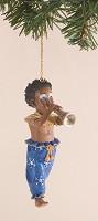 Ebony Visions-Rudy Toot Ornament