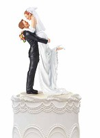 Ebony Visions-Forever One Cake Topper