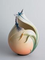 Franz Porcelain-Dreams Come True Daffodil vase