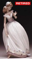 Lladro-The Glass Slipper