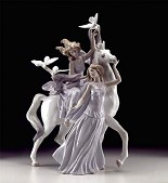 Lladro-Peace And Liberty
