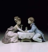 Lladro-A Little Romance