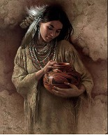 Lee Bogle-The Red Pot Artist Proof