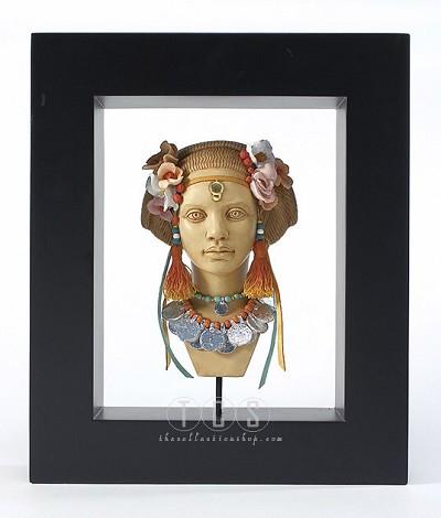 Ebony Visions_Exotic Nouveau Faces Of Beauty