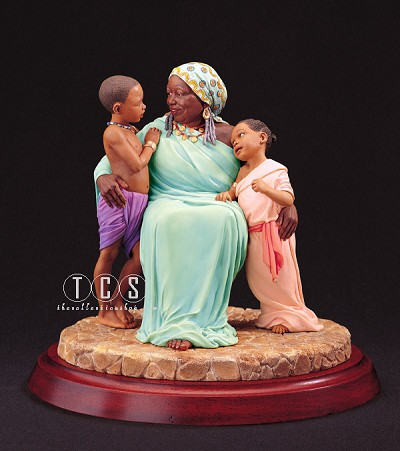 Ebony Visions_Grandmama First Issue